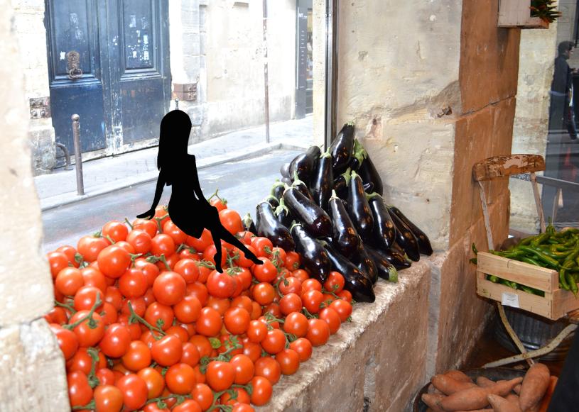 Tomates - aubergines1