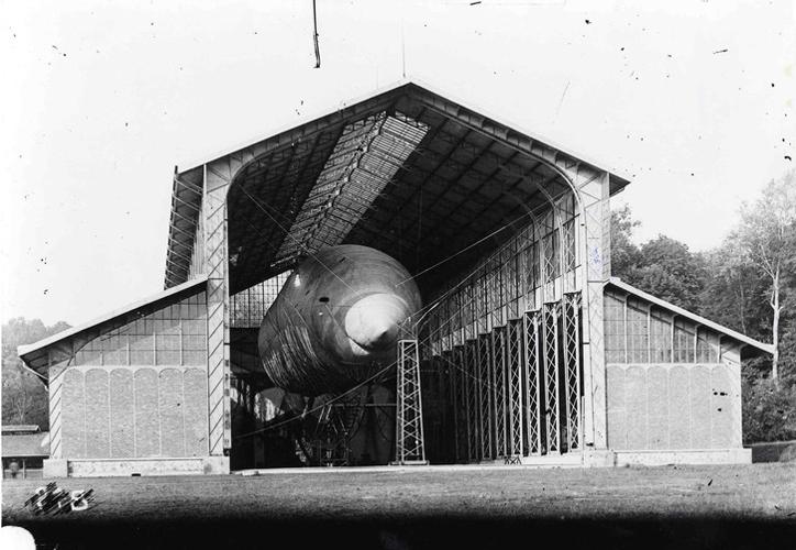 Hangar Y Musée d'art et d'histoire de Meudon