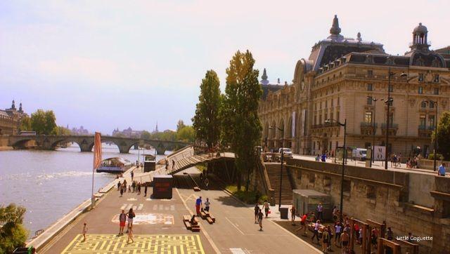 Berges Musee Orsay