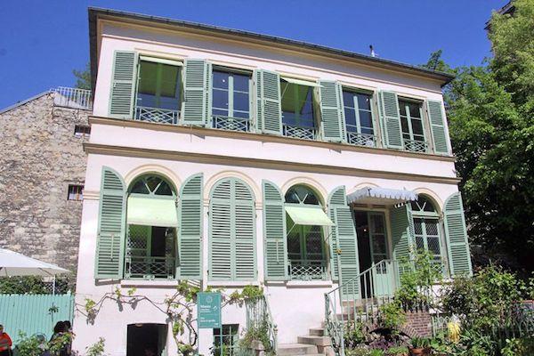 Musée de la Vie romantique - Façade