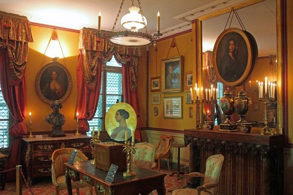 Musée de la Vie romantique - intérieur