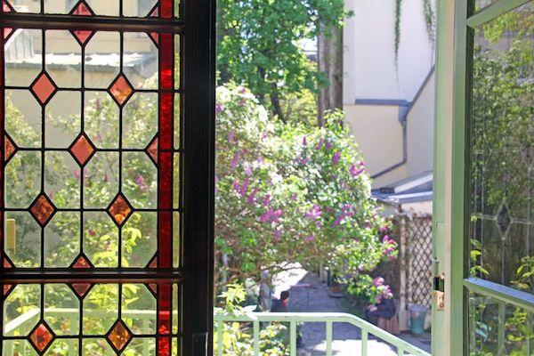 Musée de la Vie romantique - Jardin