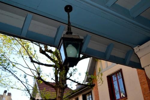 Petite Alsace lanterne