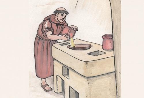 Archéologie des crêpes bretonnes 2
