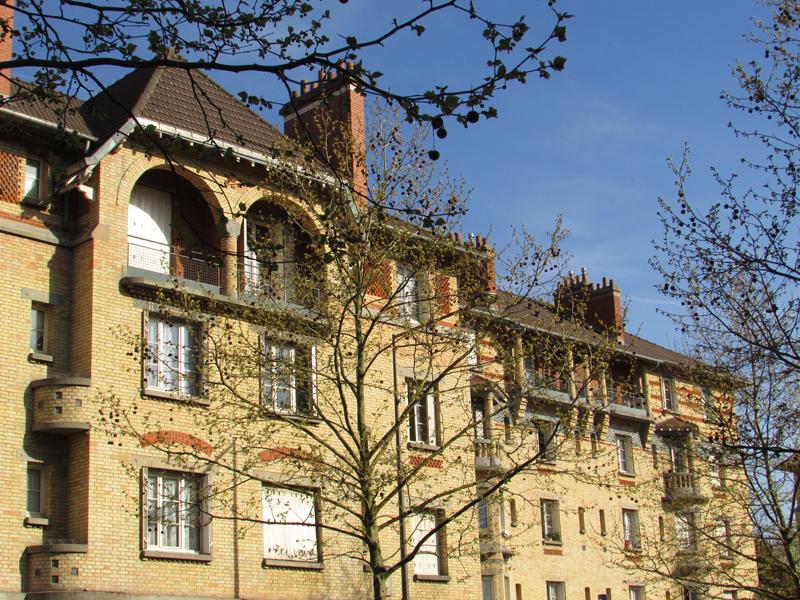 La Cite Jardin De Stains Paris Sur Un Fil