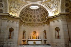 Autel chapelle expiatoire
