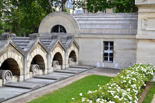 Jardin chapelle expiatoire 3