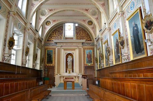 Chapelle - Centre culturel irlandais