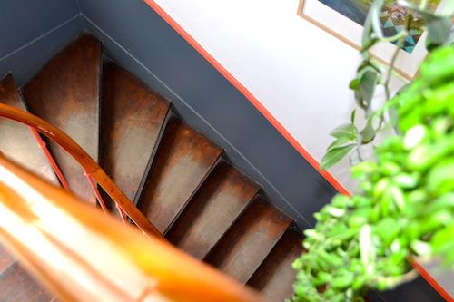 Escalier 3 - Pavillon des canaux