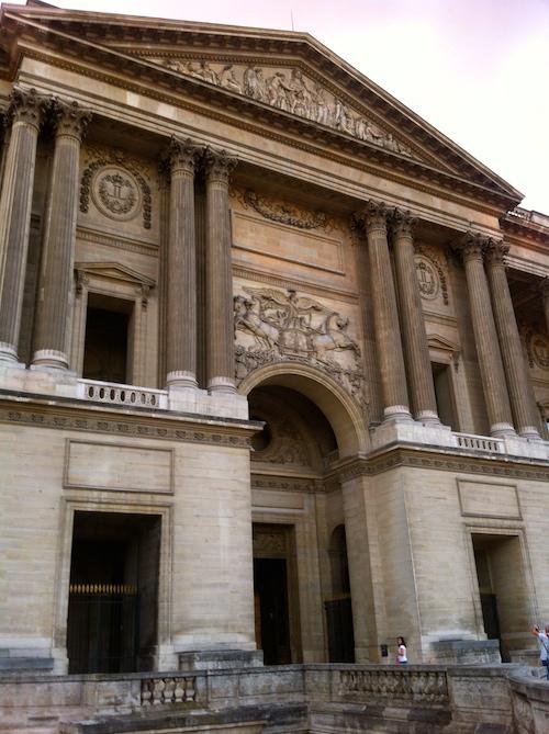 Musée du Louvre - Paris à pas contés