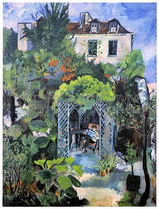 valadon-suzanne-les-jardins-de-la-rue-cortot