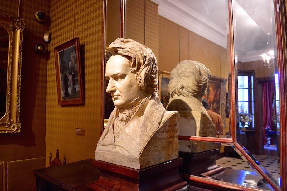 Victor Hugo - buste