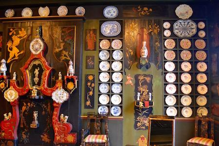 Victor Hugo - salle asiatique 2