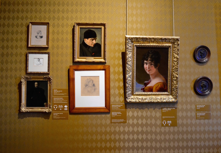Victor Hugo - tableaux