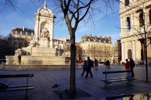 11 - Place Saint-Sulpice