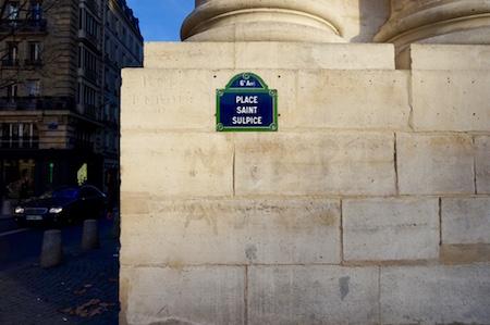 23 - Place Saint-Sulpice