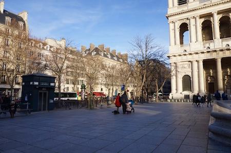5 - Place Saint-Sulpice