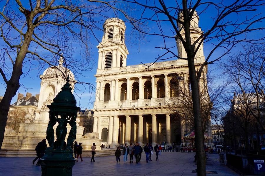9 - Place Saint-Sulpice