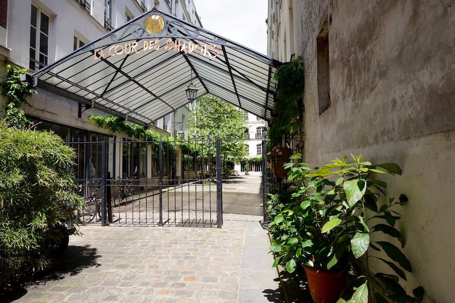 Cour des shadocks - 1