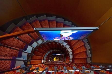 Escalier 3 - Dames du Panthéon
