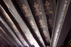 Plafond chambre - Dames du Panthéon