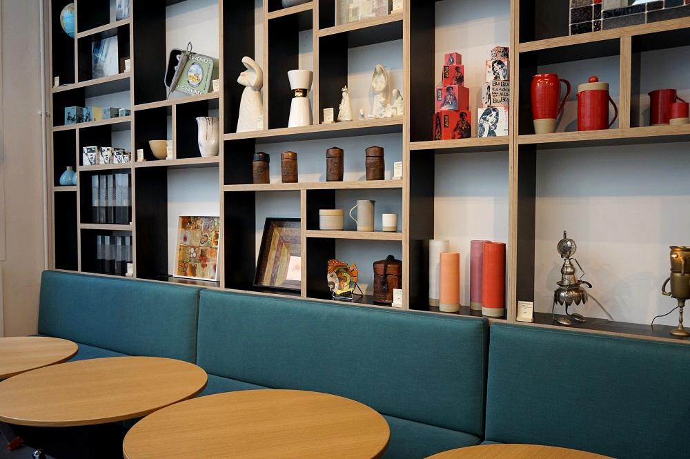 empreintes le concept store des m tiers d art paris sur un fil. Black Bedroom Furniture Sets. Home Design Ideas