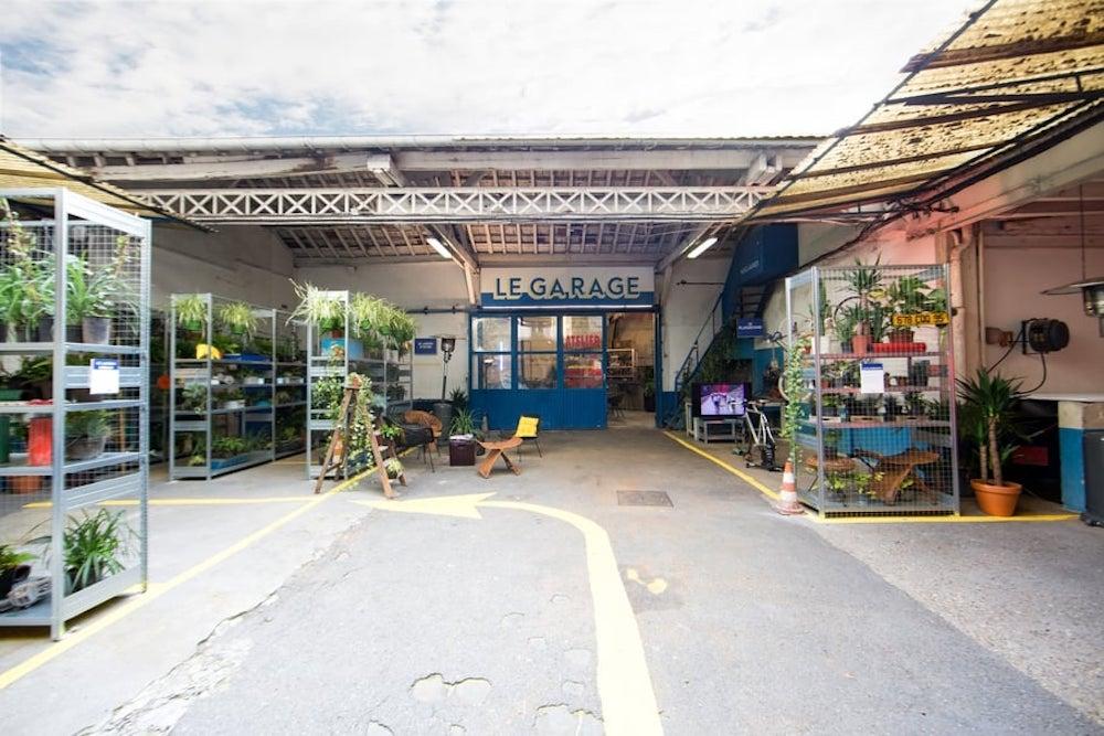 Argot le magazine sur l 39 conomie des quartiers populaires for Le garage a pizza