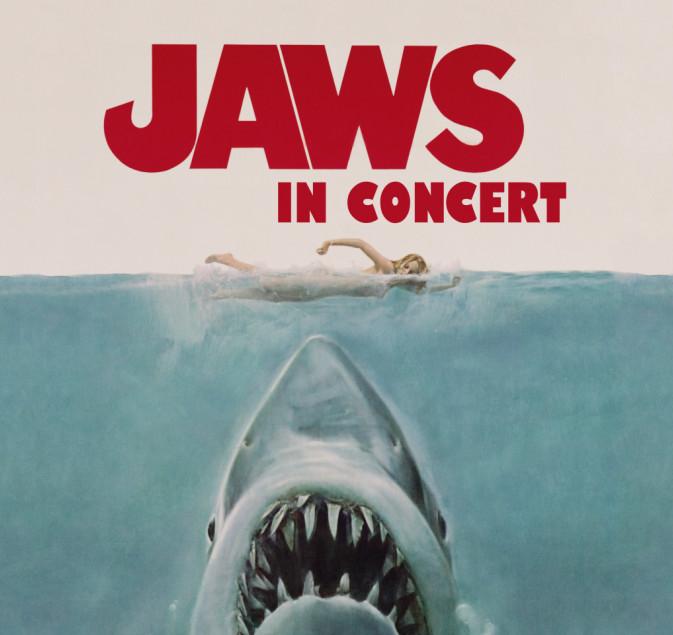 Le ciné-concert des Dents de la mer à la Philharmonie