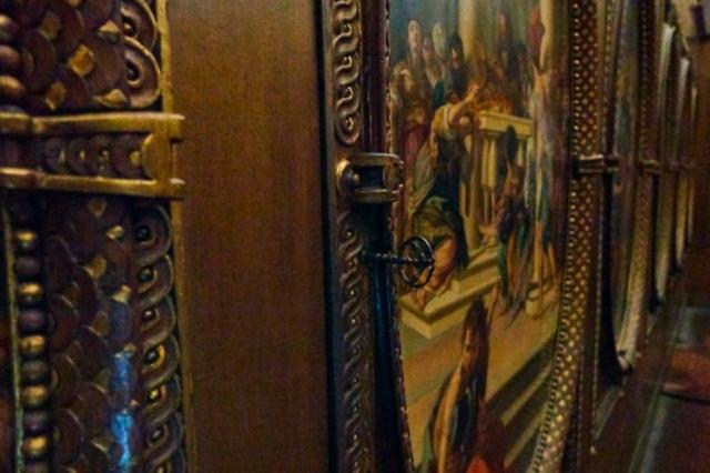 Les passages secrets du Palazzo Vecchio avec Passion Château