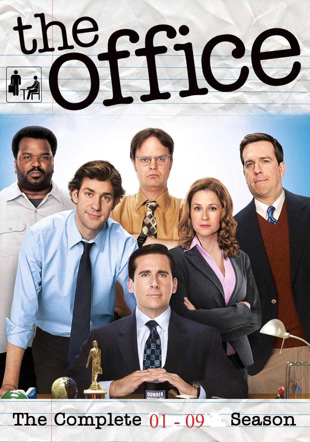 Série : The Office sur Amazon Prime